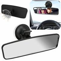 Universal Car Caravan Van Rear View Suction Cup Mirror Learner Driver Interior