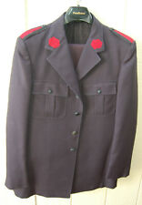 OLD  STYLE  BLUE  SALVATION  ARMY  UNIFORM