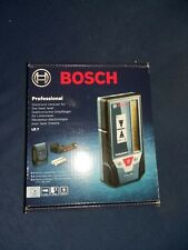 Bosch Laser-Empfänger LR 7 Professional, original verpackt mit wandhalterung