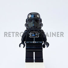 LEGO Minifigures - 1x sw035 - TIE Fighter Pilot - Star Wars Omino Minifig 4479