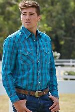 New Mens PURE  Western  Felix Competition Campdrafting Performance Shirt