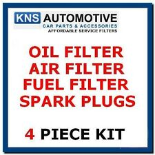 Ford Fusion 1.25 1.4 1.6 (02-12) Plugs, Fuel,Air & Oil Filter Service Kit /F16ap