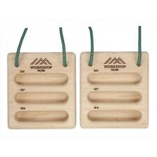 Portable-Training-Board-H angboard-Climbing-Grips-Fi nger-Board-GoBoard- 2Pieces