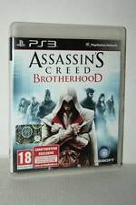 ASSASSIN'S CREED BROTHERHOOD USATO OTTIMO SONY PS3 ED ITALIANA PAL AS3 50236