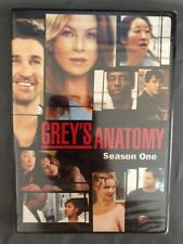Greys Anatomy Season 1 DVD new sealed