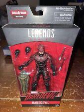 "Daredevil Netflix Marvel Legends Man-Thing BAF Series 6"" Figure Hasbro MOC Read"