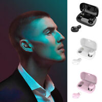 Wireless Earbuds Bluetooth Headphone Earphone Headset For Android Samsung iPhone
