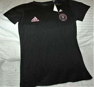 Inter Miami FC Herons Adidas Creator performance shirt women's small NWT MLS