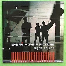 Every Move A Picture - Signs Of Life - Card Sleeve - Promo CD (ENA286)