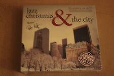 Jazz Christmas & the city 4CD - NEW SEALED