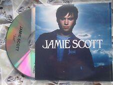 Jamie Scott – Just Label: Sony Music UK – CDr, UK Promo CD Single