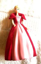 "Hallmark Barbie Series Collectible Ornament-#9 2002 ""Sophisticated Lady"""