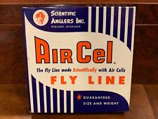 Vintage Scientific Anglers Air Cell Double Taper Fly Line Size HDH