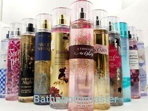 Bath and Body Works FINE FRAGRANCE BODY Fine Fragrance MIST SPRAY 8 OZ *U Choose