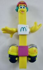 McDonald's Fry Benders HM - Free Style on Roller Skates - Out of Package - 1990