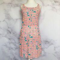 Lilly Pulitzer Lockwood Dress in Make a Splash Stripe Size Medium M Style 52865