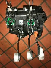 FIAT PUNTO EVO ABARTH QTY RACING THROTTLE,BRAKE & CLUTCH PEDAL ASSEMBLY MINT CON