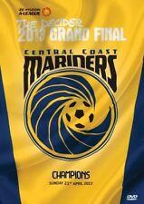 Hyundai A-League Grand Final 2013 - Central Coast Mariners (DVD, 2013)