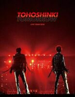 TVXQ LIVE TOUR 2018 TOMORROW LIMITED EDITION 3DVD + PHOTOBOOK JAPAN Tracking