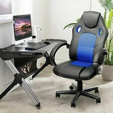 Reclining Swivel Office Chair Desk Computer Gaming Chair Executive Home Chair