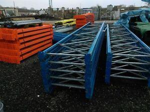 We Buy & Sell Pallet Racking, Shelving, Cantilever, Mezzanines For Cash