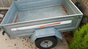 Erde 142 car camping trailer 5x3