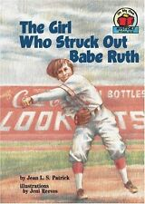 The Girl Who Struck Out Babe Ruth (On My Own History (Paperback)) by Jean L. S.