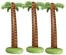 3er Set aufblasbare Palme 1,80 Strand Hawaii Party  3 Stück Neu/Ovp