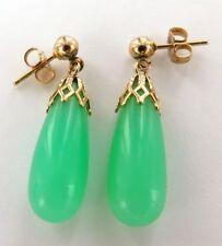 Jadeite Yellow Gold Fine Jewellery
