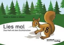 Lies mal 8 - Das Heft mit dem Eichhörnchen | Anja Wachendorf (u. a.) | Buch