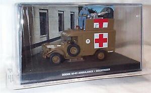 James bond 007 Dodge M-43 Ambulance Goldfinger New in Sealed outer