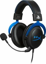 HyperX - Cloud PlayStation Official Licensed for PS4 Wired Stereo Gaming Head...