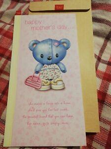 Mum Mother's Day Card BN Hallmark Tippi
