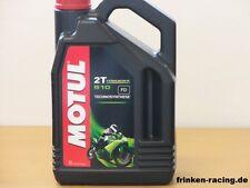 8,25€/l Motul  510 2T 4 Liter teilsyn 2-Taktmischöl