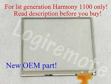 OEM LCD Touchscreen/Digitizer for Logitech Harmony 1100 remote (1st Generation)