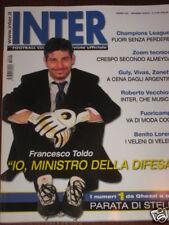 INTER FOOTBALL CLUB 2003/6 PORTIERI TOLDO VECCHIONI @@