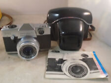 Old Vintage Kodak INSTAMATIC Reflex 35mm Camera for parts or repairs