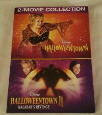 Halloweentown 1 & 2 Kalabar's Revenge NEW DVD WITH SLIPCOVER