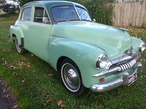 1956 FJ Holden Special