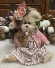 "Boyds Plush ""Daisy & Belle"" #1069 Bearington Collection 13"" ~With Tags~"