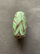 Alte Glasperle, ,Old Glass Bead Indonesien Java China Tibet Nepal Buddha 298