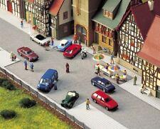 Busch 6032 - H0 Altstadtplatz / Plasterplatz Selbstklebend - Neu