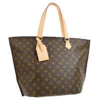 LOUIS VUITTON ALL-IN SHOULDER TOTE BAG MONOGRAM CANVAS M47029 AK37951d