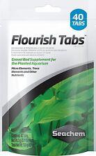 Seachem Flourish Tabs Planted Aquarium Gravel Bed Supplement  (Free Shipping)
