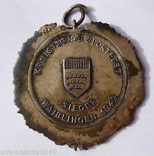 Große Sieger Medaille --Waiblingen 1949--