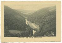 D NEUWIED am Rhein 1910 Kupferstich-AK Wiedbachtal - Blick von Elisabeth-Höhe