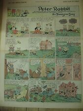 Vintage 1928 NY Herald Tribune Newspaper Comic Section Cady Hoover Byrnes Voight