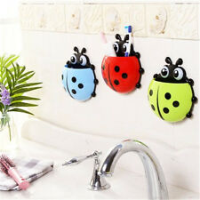 Wall Hanger Suction Holder Toothbrush holder Suits for Kitchen Bathroom