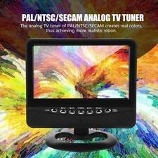 7 inch, Tragbarer Fernseher, 16:9, HD, USB, FM Radio, TV, Camping, LKW, Auto