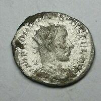 Gordian III A.D 238-244 AR Antoninianus Ancient Authentic Roman coin
